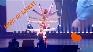Jayden Bartels Vidcon Night Of Dance 2018