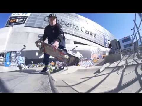 TWO DAYS OF CANBERRA - SKATE TRIP !!!