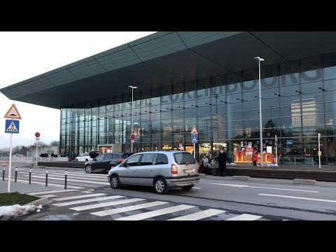 Airport FINDEL in Luxembourg