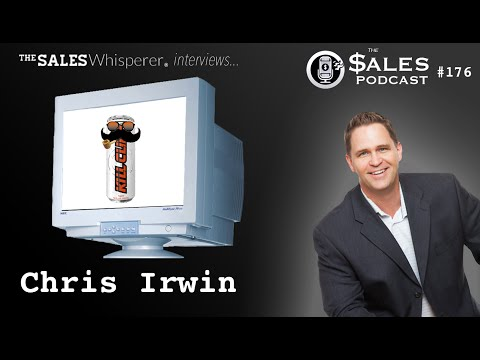 Former Navy SEAL & President of Kill Cliff, Chris Irwin on The Sales Podcast
