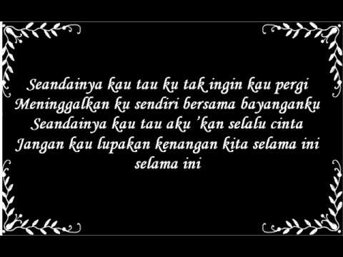 Vierra - Seandainya (Lirik)