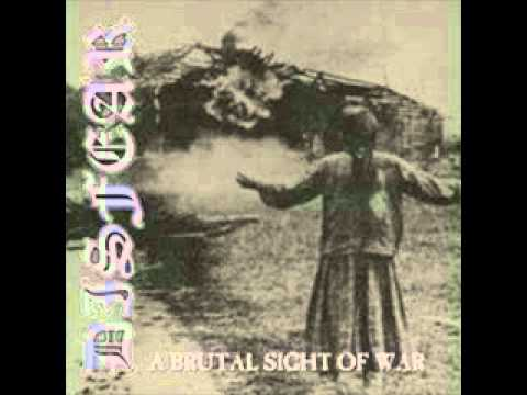 DISFEAR - A Brutal Sight Of War (FULL EP)