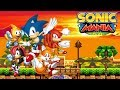 Sonic mania Sunset hill zone