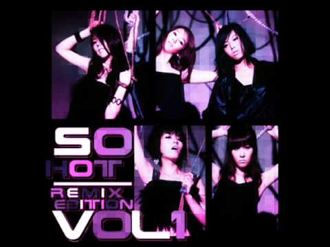 Wonder Girls - So Hot (South Crunk Mix) (DDL) Fanmade Remix Collection Single