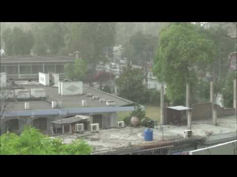 Peshawar Weather Update   Heavy Rain   News
