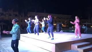 Зомби танцы в отеле Лабранда Макади Бэй Labranda royal makadi 5 Отдых в Египте 2021