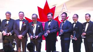 2017 ACCE Chinese Canadian Entrepreneur Awards Gala Highlights