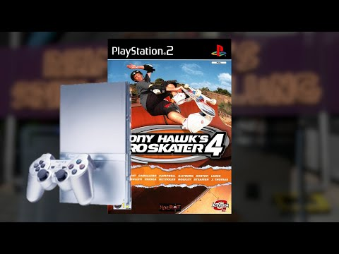 Gameplay : Tony Hawks Pro Skater 4 [Playstation 2]