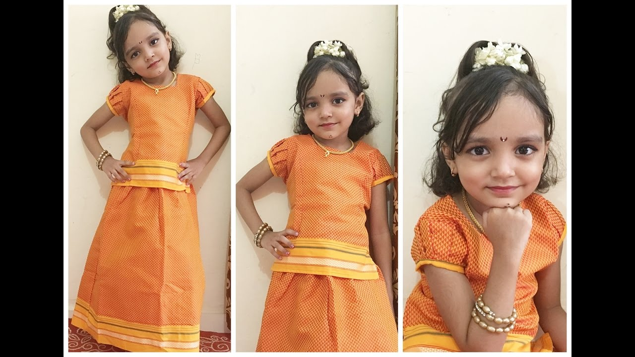Indian Baby Traditional Dress