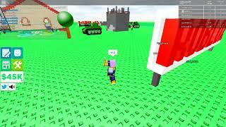 BUILDING THE ROBLOX SIGN /w xDeziexX_X | Building Simulator | Phantom GD