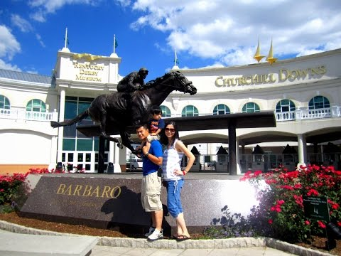 Kentucky Derby || Churchill Downs -- Louisville, Kentucky (Midwest RoadTrip #3)