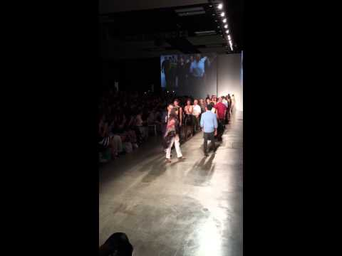 Live Aloha Fashion show by Honolulu Magazine