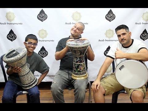 Arab Instruments Sombaty Plus Doumbek - Unbelievable  Sound