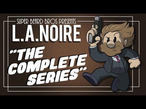 L.A. Noire We're Blue | Ep. #4 | Super Beard Bros