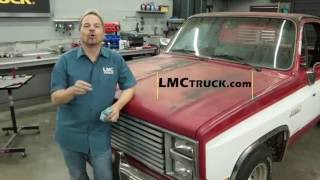 lmc truck heavy duty power window harness installation with kevin tetz