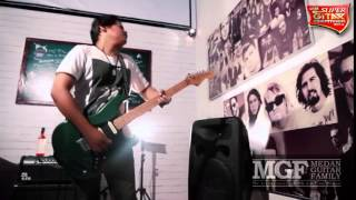 SuperGitar Competition - HUSNI MUBARAK (ION)