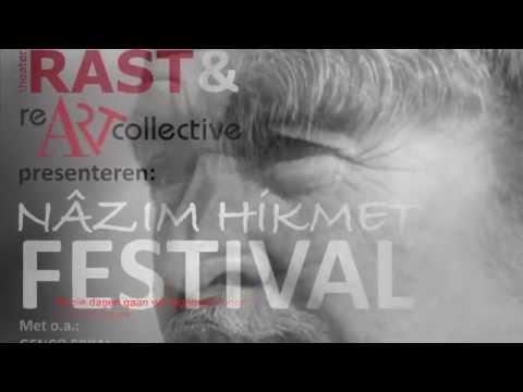 Nâzım Hikmet Festival - Trailer