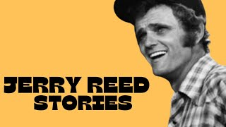 Jerry Reed Stories:  How He Got One Over On Elvis   (Guitar Man)