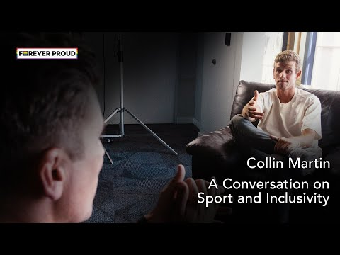 Collin Martin: A Conversation on Sport and Inclusivity