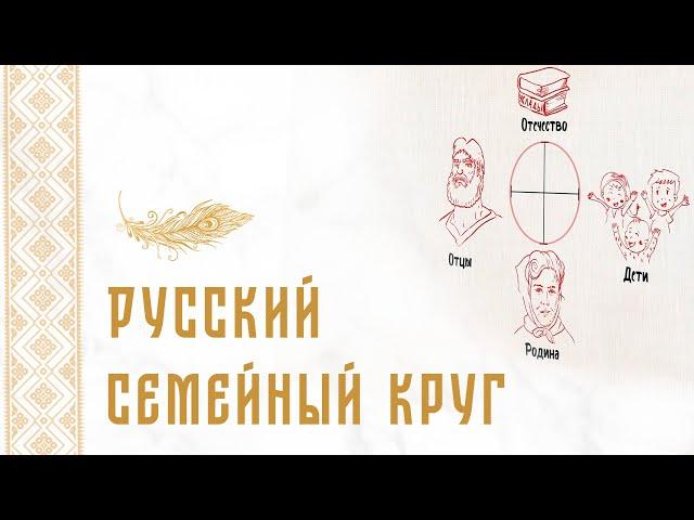 Отличие русской семьи от нерусской (продолжение темы)