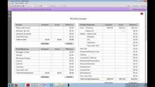 PDF Financial Checkup Tool