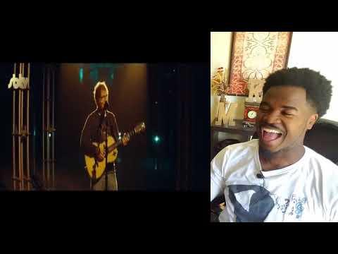 Ed Sheeran Eraser Reaction