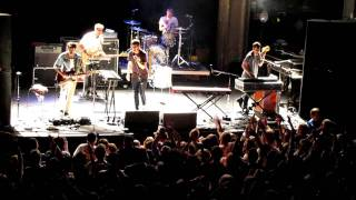 Foster The People Pumped Up Kicks (Live) HD 6/14/11