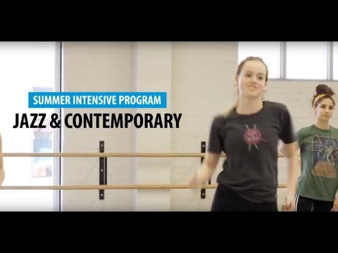 Ballet Idaho Academy Summer Intensive, Contemporary/Jazz Feature