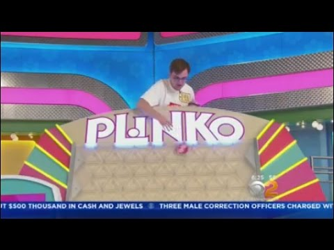 """Price Is Right"" Contestant Sets New ""Plinko"" Record"