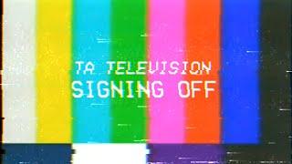 TA TELEVISION Signoff 6/4/98