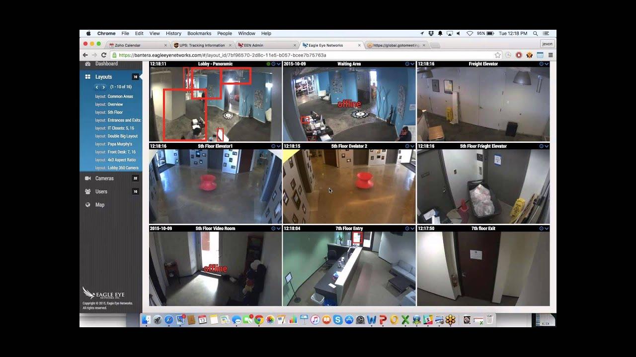 Next Generation Video Surveillance - Webinar 10/13/2015
