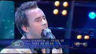 Damien Leith - Crying