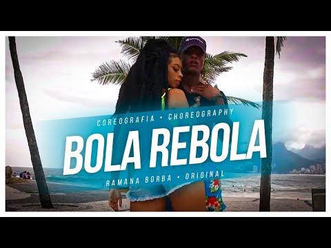Bola Rebola - Anitta, J Balvin , MC Zaac e Tropkillaz (COREOGRAFIA/CHOREOGRAPHY )/ Ramana Borba