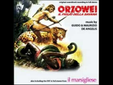 Oliver Onions - Orzowei