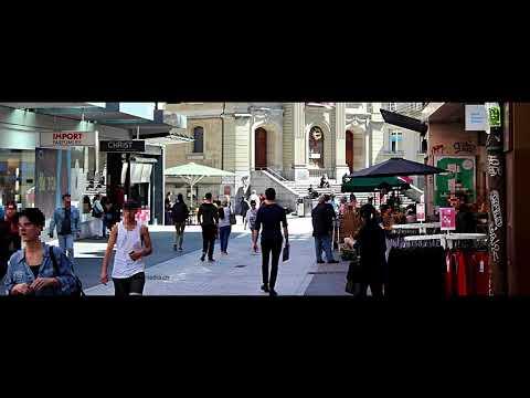 Diaporama Ville de Lausanne (suisse) vaud partie 1