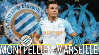🔵⚪ MONTPELLIER - MARSEILLE DIRECT LIVE // Ligue 1