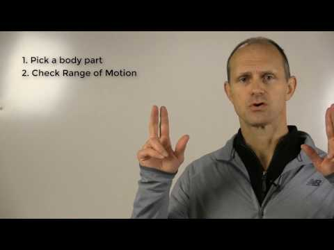 Neck Pain Relief with Simple Movements