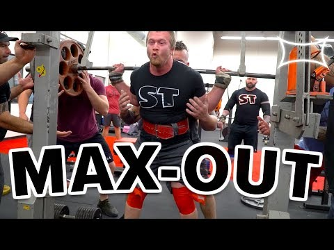 Powerlifters Max Out Their Lifts!! Ft. North State Barbell Club