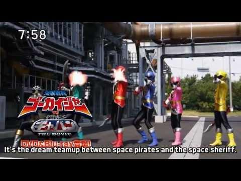 Tokumei Sentai Go-Busters Commercials 1 (English Sub)