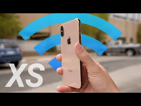 iPhone XS Cellular & Wi-Fi Connectivity Issues
