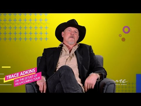 Trace Adkins on Upcoming Tour Setlist