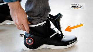 #3 COOL GADGETS THAT YOU SHOULD KNOW ABOUT IN 2018 | New Technology & Futuristic Shoes