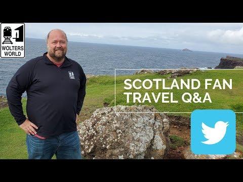 Glasgow vs Edinburgh Which is Better for Tourists & More Scotland