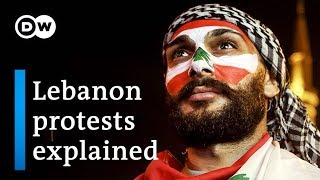 Lebanon protests: What is sectarianism and why is it a problem? | DW News