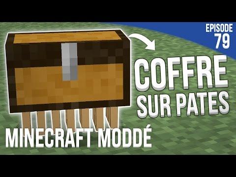 UN COFFRE SUR PATTES ?! | Minecraft Moddé S3 | Episode 79