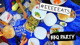 BBQ PARTYYYY //  LIFE IN EUROPE