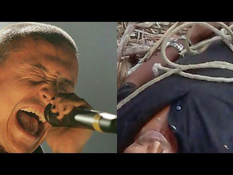Vocalista da banda Linkin Park, Chester Bennigton foi encontrado morto