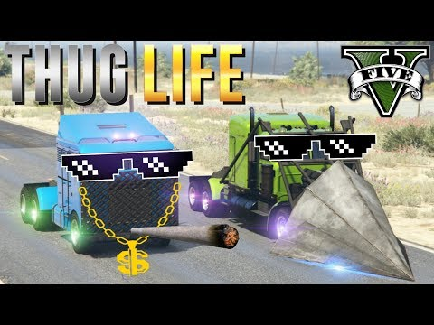 GTA 5 Thug Life #72 Funny Moments Compilation GTA 5 WINS & FAILS