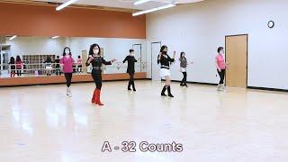 Samba Bella - Line Dance (Dance & Teach)