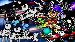 The Battle Cats - Koi Awakes! Super SpeedRun (Expert & Insane)